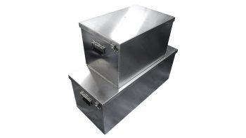 Aluminum Drybox