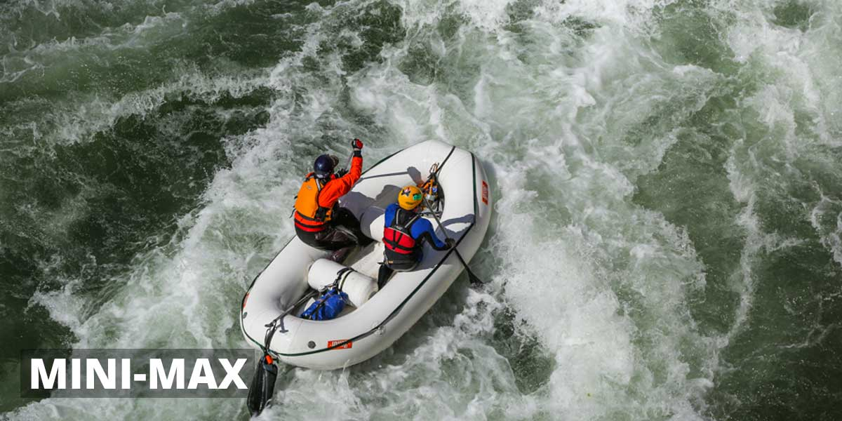 Outfitter 10 5 Mini Max Hyside
